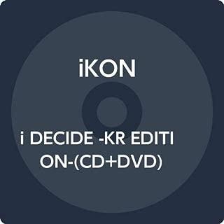 i DECIDE -KR EDITION-(CD+DVD)