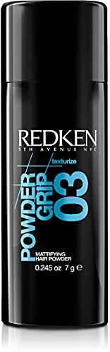 REDKEN Powder Grip 03 - Polvo matificante para texturizar el cabello