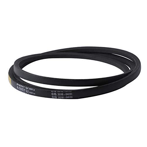 "139573 Replacement Drive Belt 1/2"" X 83"" for Craftsman AYP Poulan Husqvarna Lawn Mower, Replace 532139573 141416 158818 532141416 584449201 46"" 50"" Deck Mower Belt"