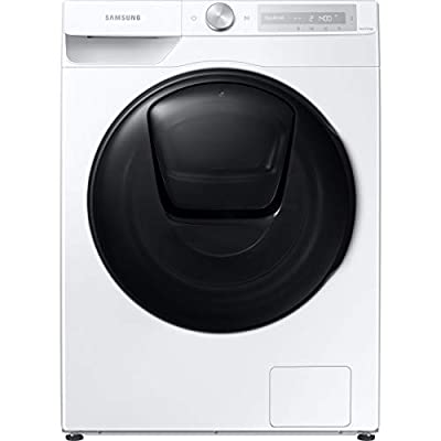 Samsung WD6500T WD90T654DBH Wifi Connected 9Kg / 6Kg Washer Dryer with 1400 rpm - White