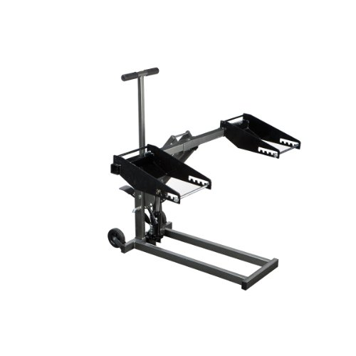 High Lift Jack 300-Pound for Tractor Riding Mower ATV Quads; SEE ALL GREAT FEATURES UNDER DESCRIPTION