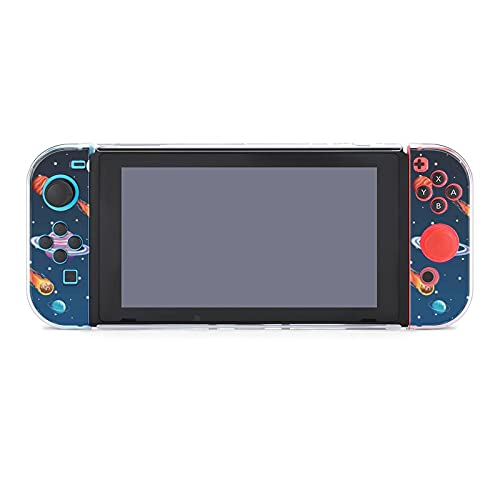 Case for Nintendo Switch,40964 Protective Cover Case Compatible with Switch and Joy Con Controllers