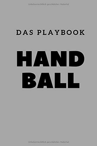 Handball: Das Playbook