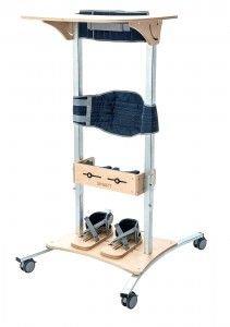 Verticalisateur statique pour des enfants à handicap SMART taille 4