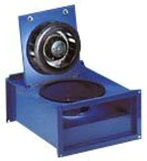 Fantech FRD 16-8XL Inline Rectangular Duct Fan, 16