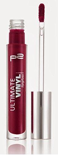 P2 Ultimate Vinyl Lipgloss Nr. 070 Vintage Wine Inhalt: 5ml Hochglänzender Vinyl-Lipgloss für den...