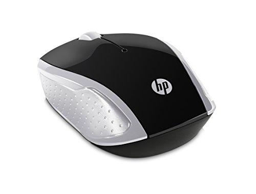HP 200 draadloze muis Single zilver