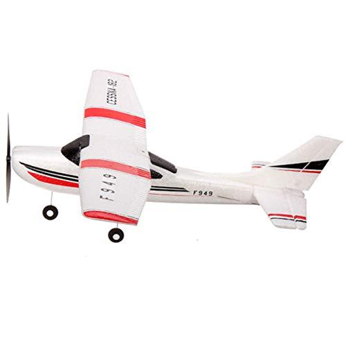 LYHLYH PPE Drone, Avion RC, Planeur, Avion à voilure Fixe, 2.4G Avion de Commande à Distance, Passe-Temps RC, Peut Facilement Faire Une variété de Cascades, Plein de Puissance.