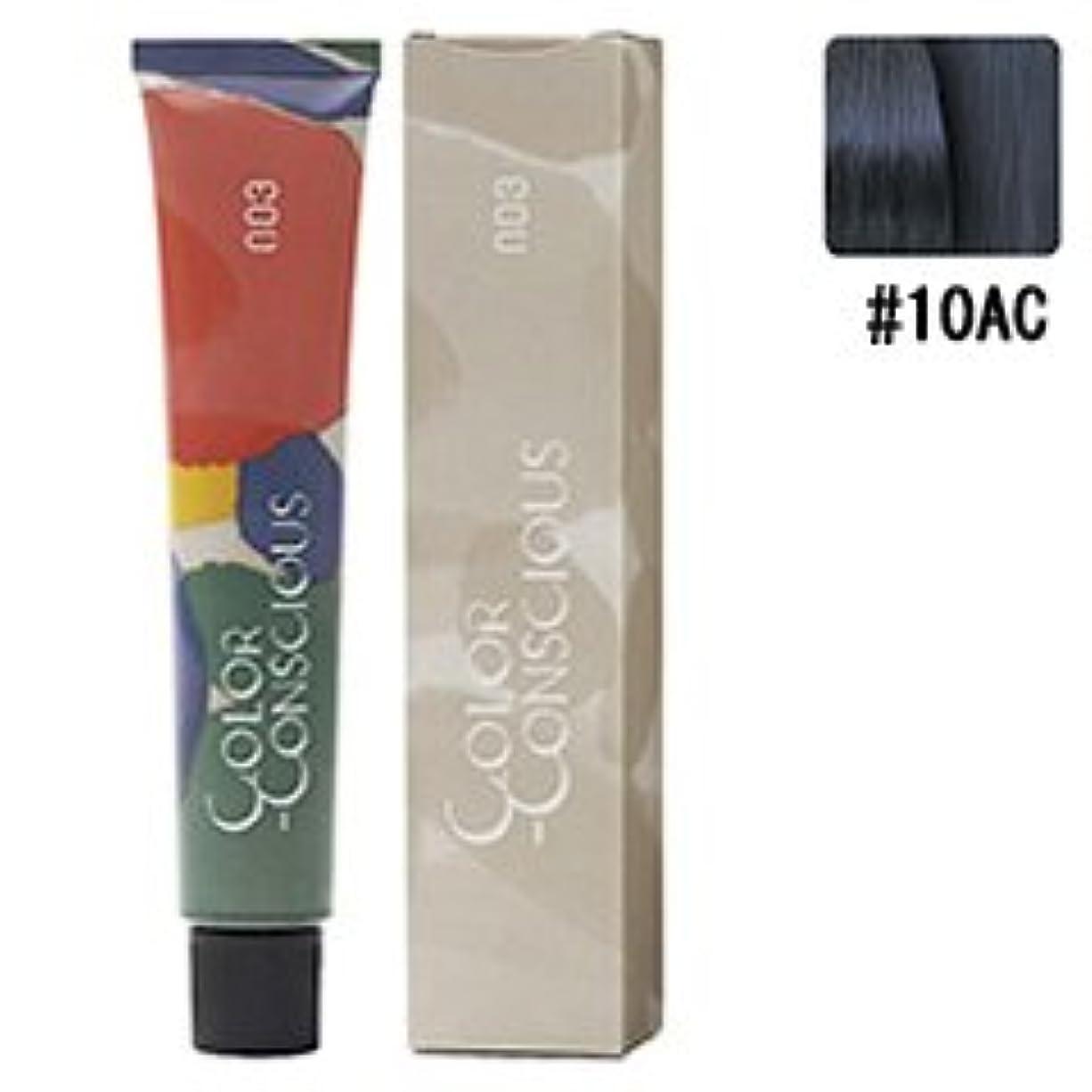 呼吸ナビゲーション影響する【ナンバースリー】カラーコンシャス コンシャスライン #10AC (アッシュ) 80g