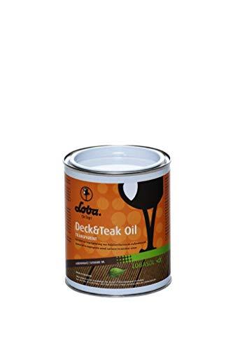 LOBA Deck & Teak Oil transparent 750 ml