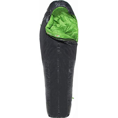 The North Face Guide 0 Sleeping Bag REG/LH Asphalt Grey/Adder Green