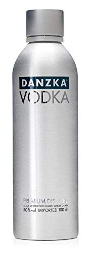 Danzka Fifty Premium Vodka - 1000 ml