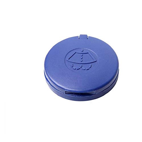 XINXI-YW Diverse Newest 1Pc Car Windshield Wiper Washer Cover Blue Windshield Washer Fluid Cover 643238 Car Accessories sturdy