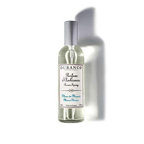 Spray aromatizador para hogar Durance, aroma a flor de Monoí, 100 ml