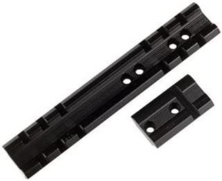 Weaver Base Top Mount - 92A Size: 92A Color: Gloss Black, Model: 48092