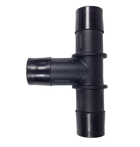 CONECTOR'T' Ø 3-3 - 3 Piezas para Coche Recambios Motor y Otras Partes de Vehículo 3RG Compatibles con OEM Marcas de Coche