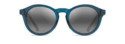 Maui Jim Gafas de sol PINEAPPLE 784-06D   Montura verde azulado   Lentes polarizadas gris neutro