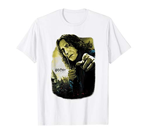 Harry Potter Snape Poster T-Shirt