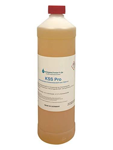 KNAUS Kühlschmierstoff Pro zum Fräsen, Drehen, Bohren und Sägen   Gute Hautverträglichkeit