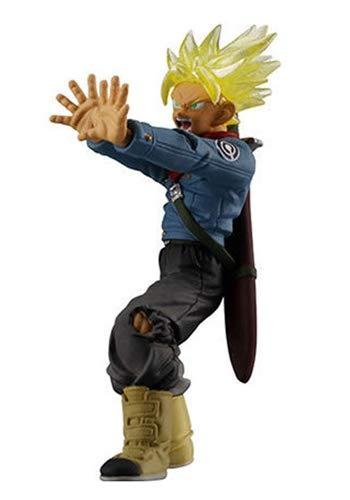 DB Dragon Ball Super VS Battle Figura Gashapon Goku Broly Gogeta Vegeta Trunks PVC Model Figure Dolls Toys (Trunks)