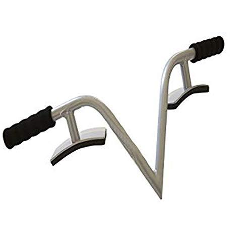 QIANGGAO Portátil, Fuente de Yoga trípode trípode Fuerza Tracción espinal Fácil, cómodo y Am