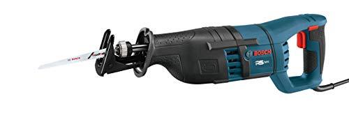 BOSCH RS325 120-Volt 12-Amp Reciprocating Saw - US , Blue
