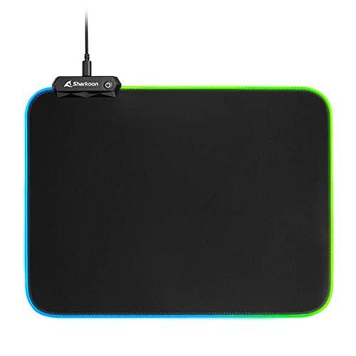 Sharkoon 1337 RGB V2 360 Gaming Mauspad