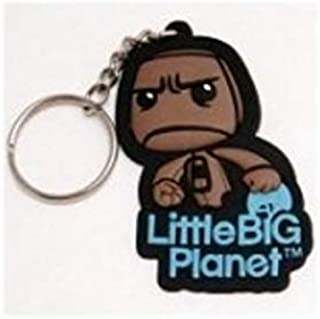 Little Big Planet Keychain Sackboy Delsin Rowe