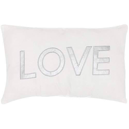 IKEA gurli Housse De Coussin 100/% Coton 50 x 50 cm Blanc Noir Gris Beige