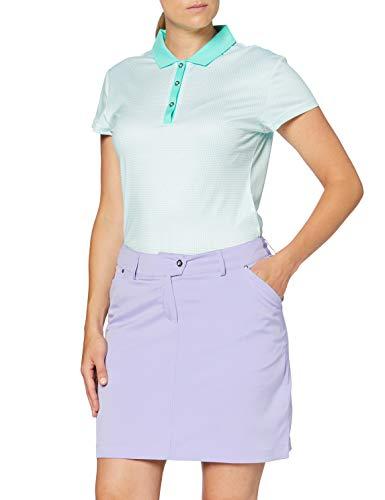 Island Green Damen Iglskt1852 Golf Skort Shorts, Damen, IGLSKT1852, Lavendel, 38