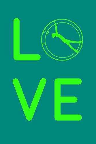 RHÖNRAD: A5 Dodgrid (gepunktet) | Agenda Journal | Perfekt zum Schreiben und Zeichnen | Rhönrad turnen