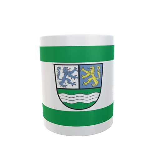 U24 Tasse Kaffeebecher Mug Cup Flagge Alsenz