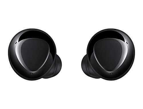 Samsung Galaxy Buds+ Auricolari Wireless, Tre Microfoni, Controlli Touch, Ricarica Wireless, Suoni Ambientali, [Versione Italiana], Nero
