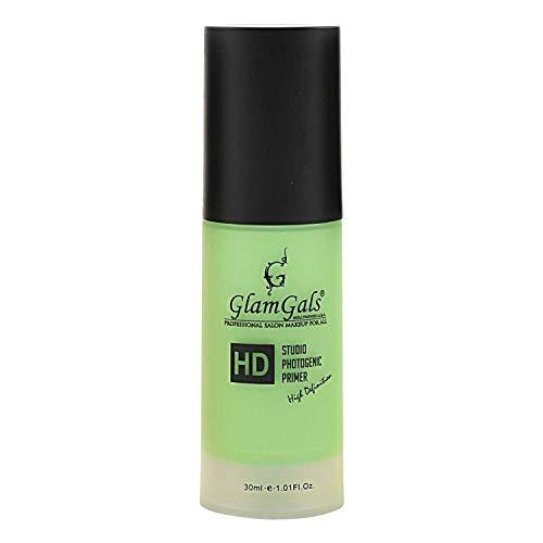 GlamGals HOLLYWOOD-U.S.A HD Studio Photogenic Primer Light Green 30ml