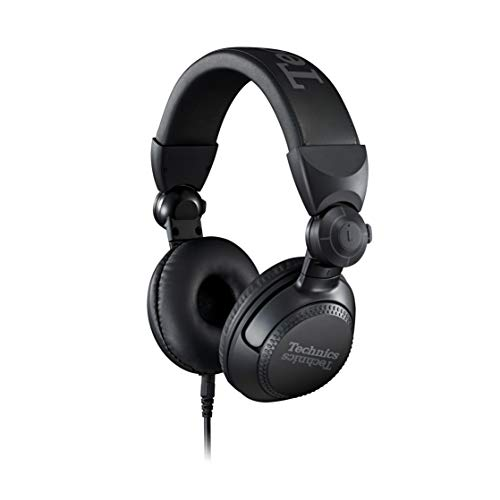 Technics Professional DJ Headphones with 40mm CCAW...