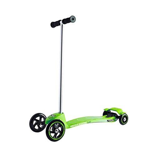STIGA Mini Trottinette Kick Quad Vert