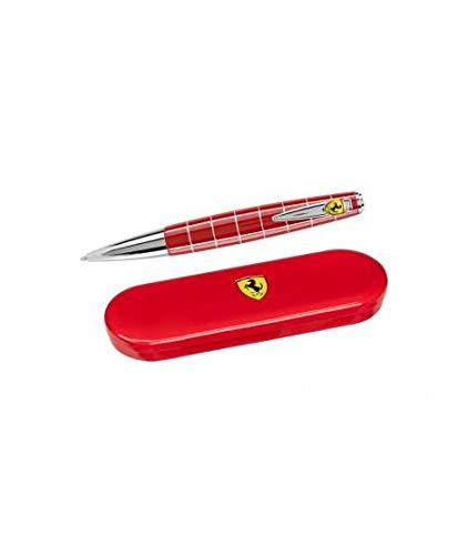 Ferrari 58946'Scuderia' Silvertsone - Bolígrafo, color rojo
