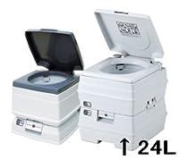 2188 イーストアイ ビザ・ポータブル水洗トイレ V24L