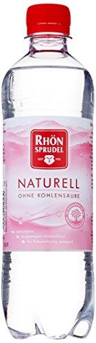 Rhönsprudel Natürliches Mineralwasser, 6er Pack, EINWEG (6 x 500 ml)