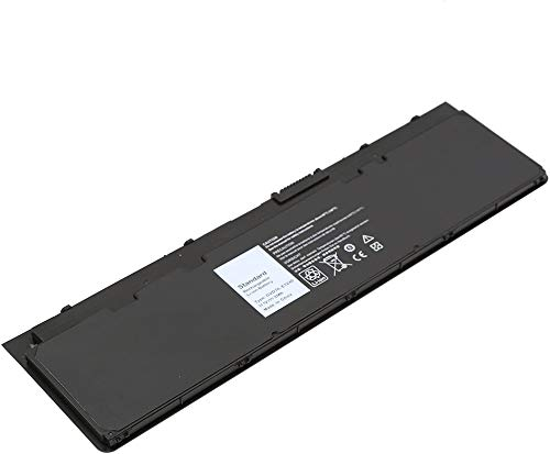 Uniamy WD52H GVD76 Replacement Battery Compatible With DELL Latitude E7240 E7250 Series 9C26T Y9HNT NCVF0 451-BBFW 451-BBFX J31N7 HJ8KP VFV59 F3G33 W57CV Laptop 11.1V,31Wh