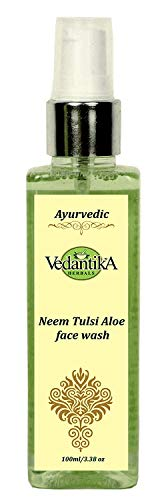 Vedantika Herbals Neem Tulsi Face wash 100ml (3.38 OZ)