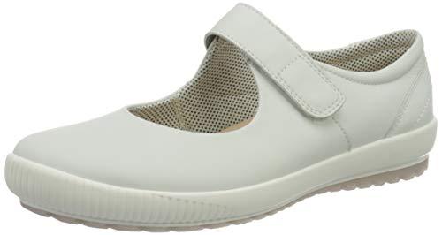 Legero Damen SOANA Chelsea-Stiefel, Weiß (OFFWHITE (WEISS)), 41