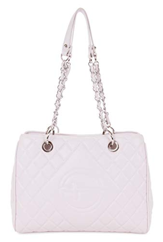 Tamaris Shopper Aida 30220 Damen Handtaschen Karo white 300One Size