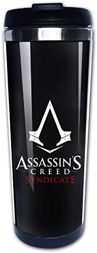 INGING Video Game Assassin's Creed Syndicate Logo Travel Coffee Mugs Tea Mug