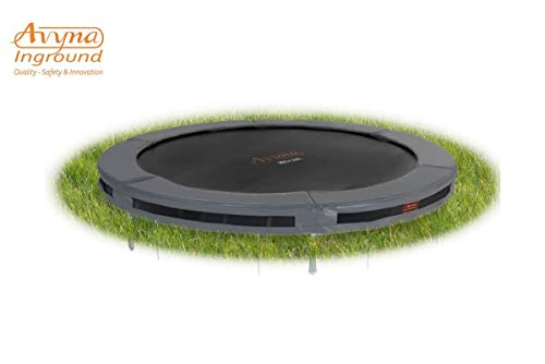 PRO-LINE InGround Trampolino 2,45 (08 ft) Grey