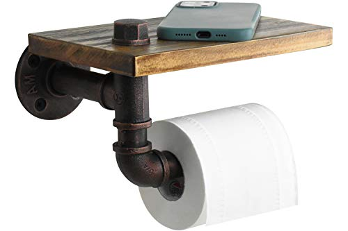 Top 10 best selling list for industrial farmhouse toilet paper holder