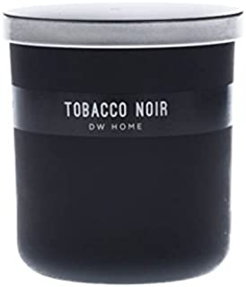 DW Home Decoware Richly Scented Candle Medium Single wick 9 oz ----Tobacco Noir