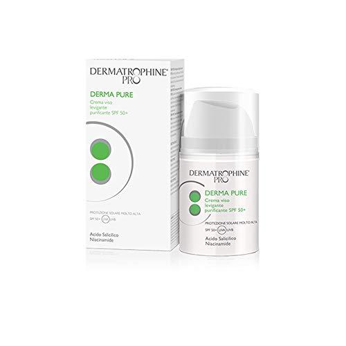 Dermatrophine CREMA VISO LEVIGANTE PURIFICANTE SPF 50+ 50ml