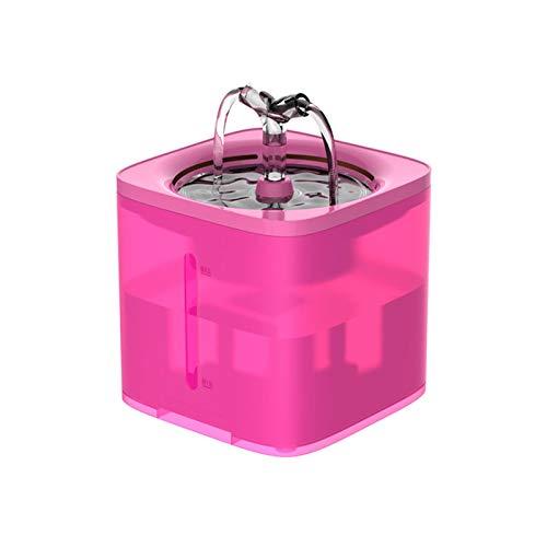 Rayber Elemento de filtro para dispensador de agua para mascotas, calentador automático de agua para bebidas, con temperatura constante para gatos y perros