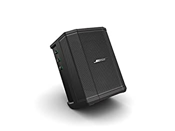 Bose S1 Pro Portable Bluetooth Speaker System with Battery Black